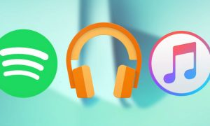 Spotify Google Music Apple Music