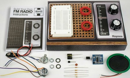 Haynes Build your Own Radio