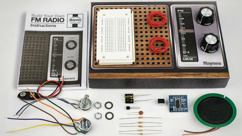 Haynes Build your Own Radio