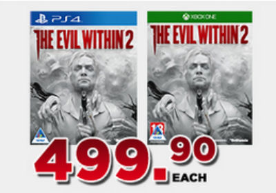 The Evil Within 2 special BT Games