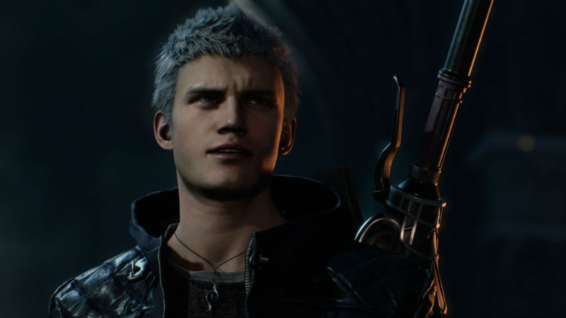 Devil May Cry 5 header