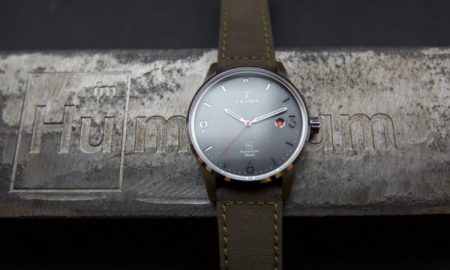 Humanium Triwa watch