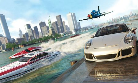 The Crew 2 header option