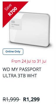 WD 3TB