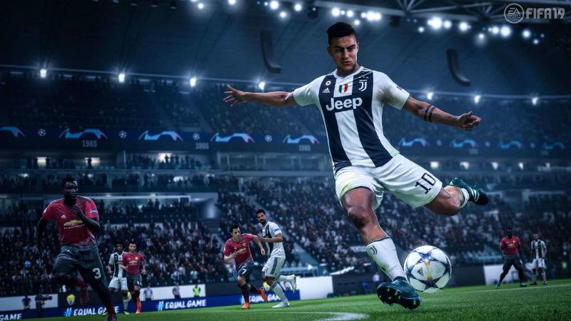 FIFA 19 header MS