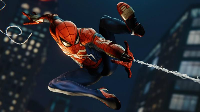Marvel Spider-Man header