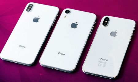 iPhone Xs Xs Max Xr