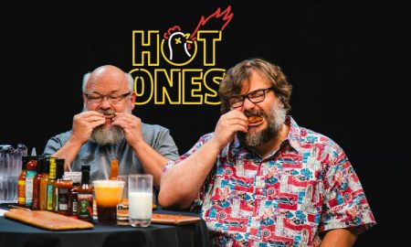 Hot Ones Jack Black
