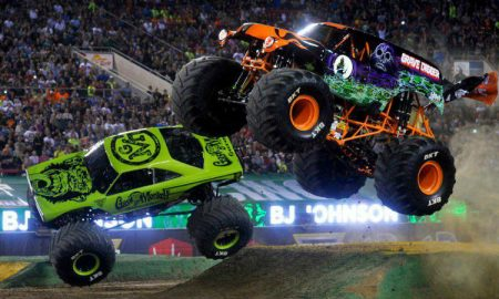 Monster Jam header