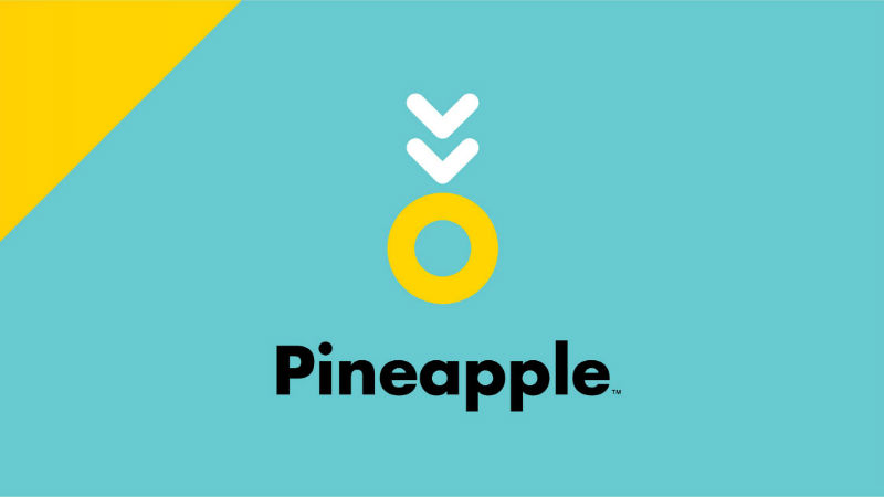 PIneapple app header