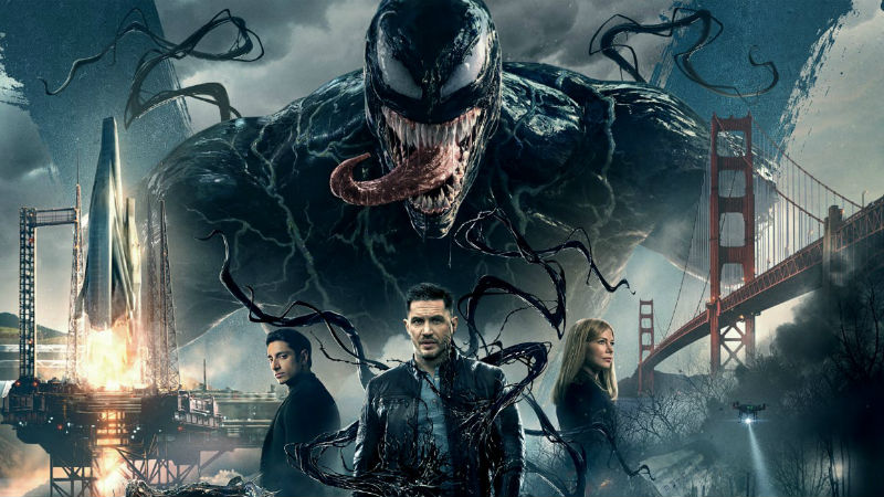 Venom Movie header