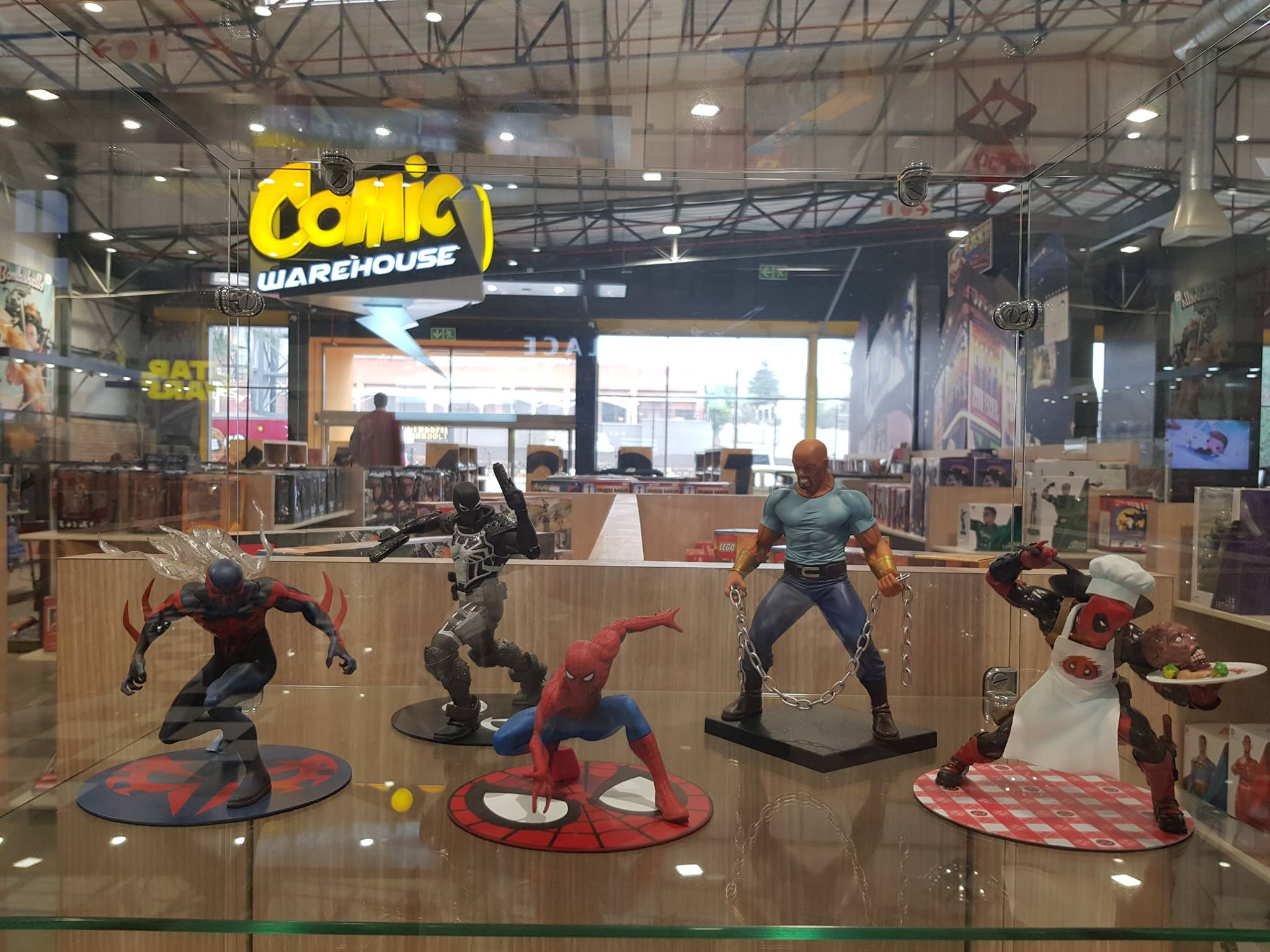 Comic Warehouse Is Joburg S Must Visit Geek Culture Haven