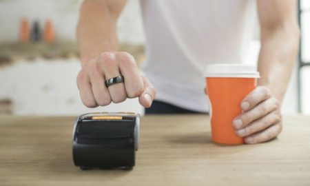 Bankwest HAlo Payment ring