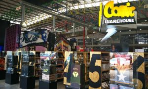 Comic Warehouse