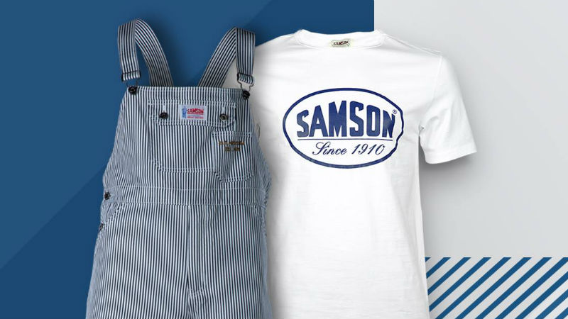 Samson summer header