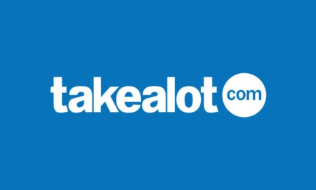 Takealot header