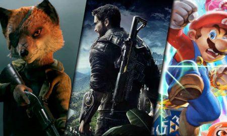 Games of December 2018