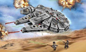 Lego Star Wars Falcon header