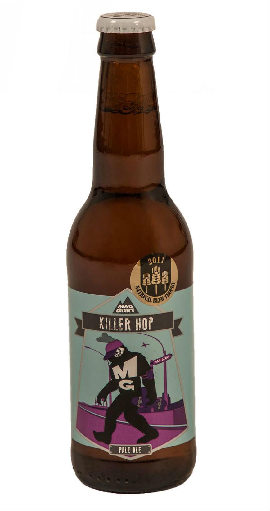 Mad Giant Beer Killer Hop