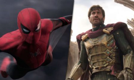 Far From Home Spider Man