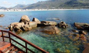 Fish Hoek rock pool