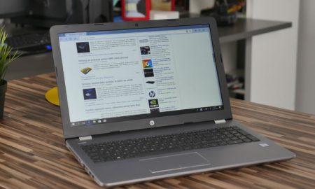 HP G6 header