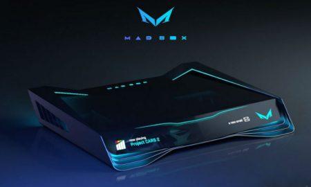 Mad Box console