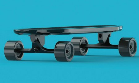 Sapphire Hoverboard