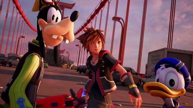Kingdom Hearts Iii Review Worth The Wait After All This Time Menstuff