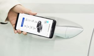 Hyundai Car Key App