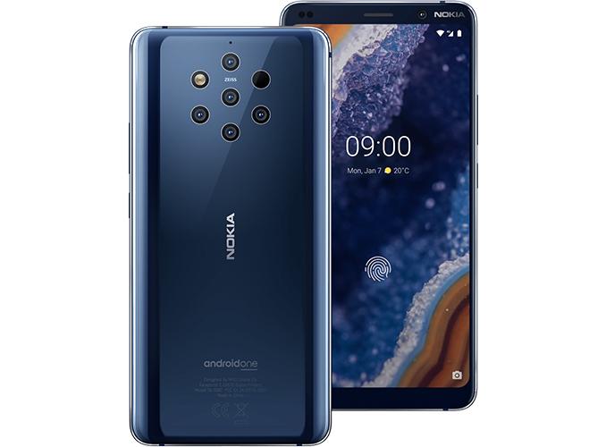 Nokia's 5-Camera Smartphone Could Re-Throne the Original