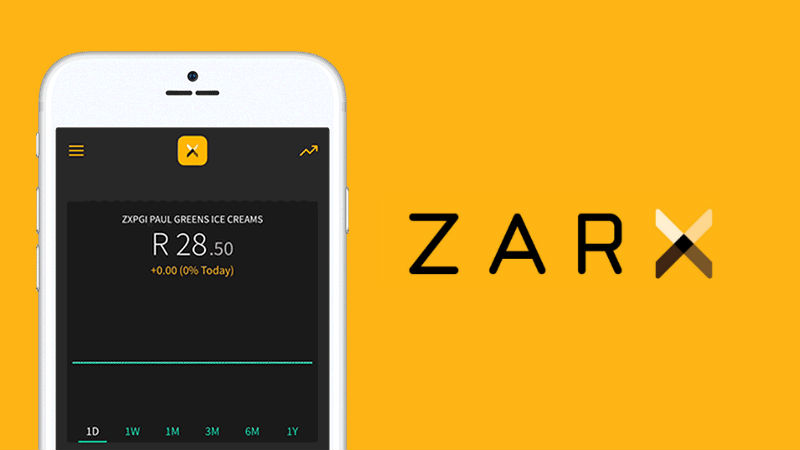 ZAR X app