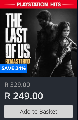The Last of Us PSN special