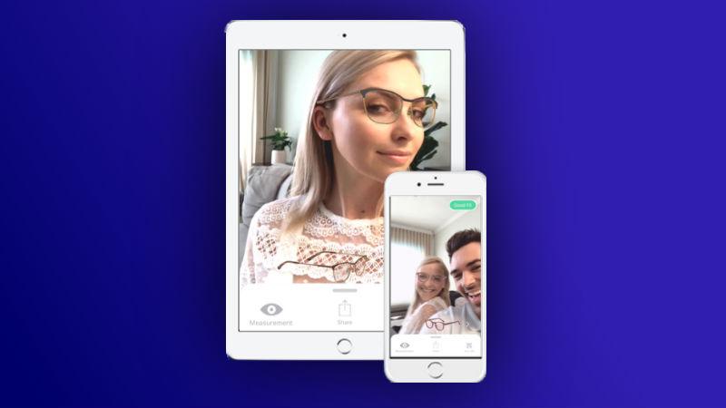 Torga iStylist App header