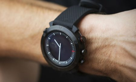 Cogito Classic smartwatch header