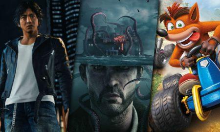 Games of June 2019