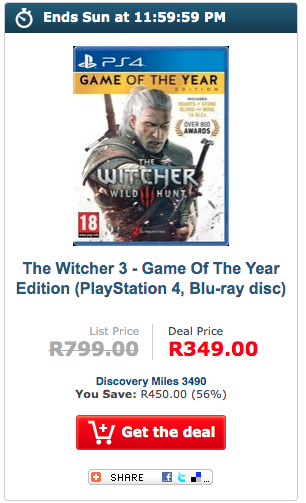 Witcher 3 special