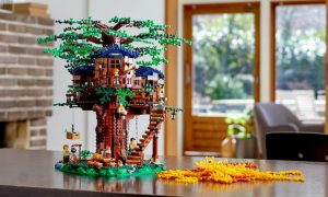 Lego Treehouse ideas