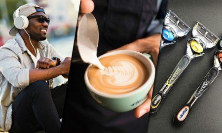 Rewards headphone coffee razor