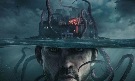 The Sinking City header