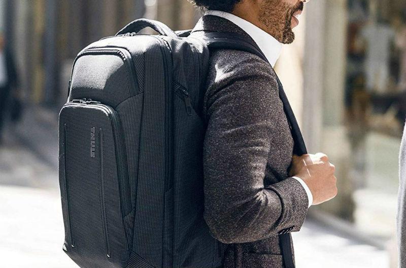 Thule Crossover 2 backpack header
