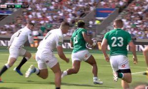 England Ireland Bundee Aki