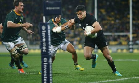 Springboks All Blacks