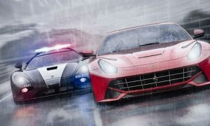 Need for Speed Rivals header
