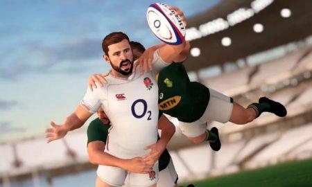 Rugby Challenge 4 header image Springboks England