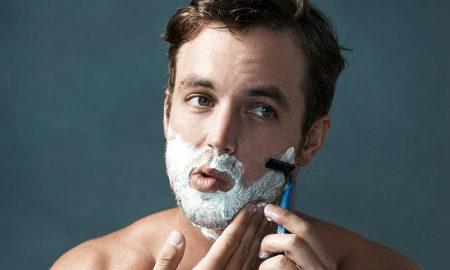Shaving header