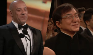 Vin Diesel Jackie Chan