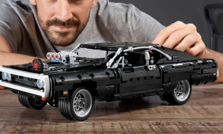 Fast and Furious Lego