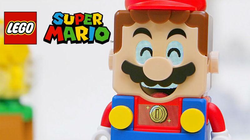 Lego Super Mario 1