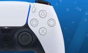 Sony PS5 controller 5